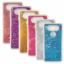 LG G4 G5 G6 Glitter Liquid Moving Star Soft TPU Case Back Cover from Canada