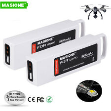 2 Pack 3S 11.1V Flight Lipo Battery For Yuneec Q500 4K Typhoon G RC Drone New