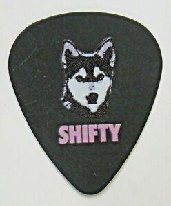 "Chris Shiflett FOO FIGHTERS ""Shifty BLACK guitar pick 2021 Seattle Benefit"