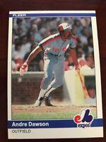 1984 Fleer Baseball - You Pick - Complete Your Set