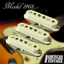 American Vintage Pickup Co. Model 1965 Fender® Stratocaster® Replacement Set