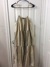 isabel marant Two Layer Summer Dress Sz 2