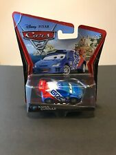 RAOUL CaROULE Disney Cars 2 Movie Vehicle #9 2011