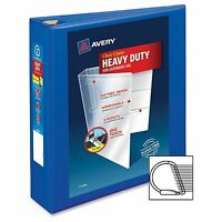 """Avery One Touch Ezd Heavy-duty Binder - 2"""" Binder Capacity - Letter - 8.50"""" X"""