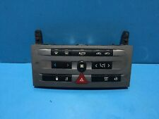 Peugeot 407 Climate Control Heater A/C Panel 96573326YW