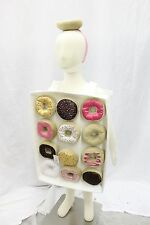 Boutique Box of Donuts Sprinkles Costume Halloween Donut Headband MSRP NEW