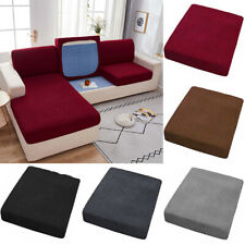 1-3 Seats Stretch Slipcover Corner Sofa Couch Cover Easy Instal Elastic Fabric