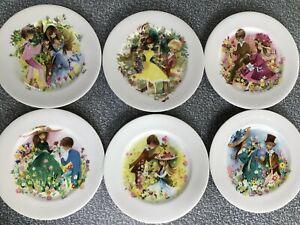 Vintage Antique Queen Anne Bone China Ridgway Tea set