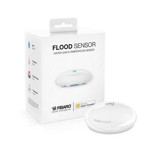 FIBARO - Apple HomeKit Compatible FLOOD SENSOR, FGBHFS-101