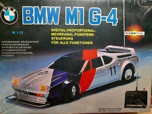 Gama BMW M 1 G-4,RC