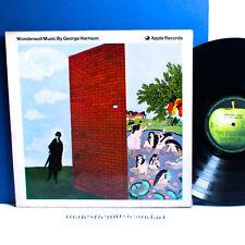 GEORGE HARRISON WONDERWALL LP THE BEATLES 1968 APPLE UK ORIGINAL RARE