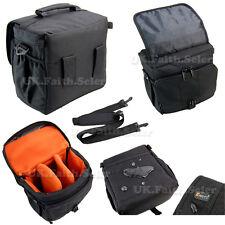 Impermeabile Anti-Shock DSLR Telecamera Spalla Borsa Custodia per Nikon D800 D800E D600