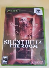 Silent Hill 4 The Room Original Xbox NEW SEALED xbox