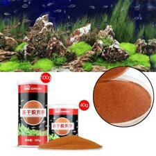 Aquarium Decapsulated Brine Shrimp Eggs Tropical Fish Food Cichlid U2A6