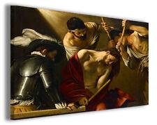 Quadri famosi Caravaggio IV stampe riproduzioni su tela copia falso d'autore