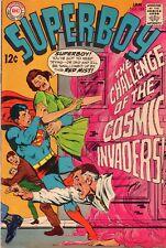 DC Superboy #153 (Jan. 1969) Mid Grade