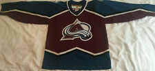 Colorado Avalanche Maroon/Blue Dark Replica/Vintage KOHO Jersey Youth Large/XL