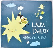 SHINING LIKE A STAR BY LAURA DOHERTY CD 13 Song Track List 2011 >NEW<