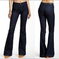 AG Adriano Goldschmied Size 26 Janis Petite High Rise Flare Jeans