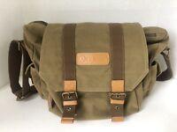Unique Tarion Canvas Camera Shoulder Bag