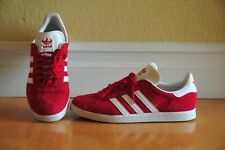 "ADIDAS ""GAZELLE"" S76228 RED CROSS TRAINERS RUNNING SHOES SIZE 11"