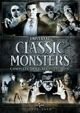 Universal Classic Monster: Complete 30-Film Coll - 21 D (2014, REGION 1 DVD New)