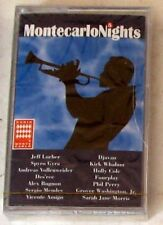 VARIOUS - MONTECARLO NIGHTS VOL.5 - Musicassetta MC K7 Cassette Tape Sealed