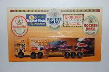 Werbetruck  Sattelzug  Formula One 2001  Grand Prix in Imola  4