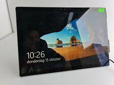Laptop Tablet microsoft surface pro 4 i5 256gb SSD 8gb DEFEKT flickering 012
