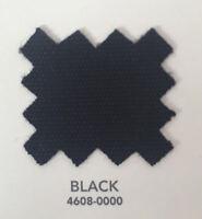 "Sunbrella Acrylic Binding 1"" Sewing Edge Trim Black 25 Yards"