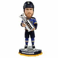 Joel Edmundson St. Louis Blues 2019 Stanley Cup Champions Bobblehead NHL