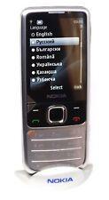 Nokia 6700 Classic Silver Latin Keypad SWAP ORIGINAL UNLOCKED