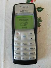 "NOKIA 1100  Network Unlocked ""V 3.44"" ""06-11-2003"" ""RH-18""(c)NMP made in Germany"