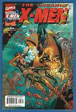 THE UNCANNY X-MEN # 386  -2000  Marvel (vf)