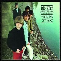 "THE ROLLING STONES ""BIG HITS"" CD NEUWARE"