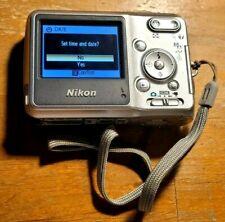 Nikon Coolpix L3 Digital Camera 5.1 megapixel