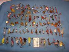 71 Vintage Spinner, Spoon, Jig Lures