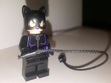 LEGO DC Comics Batman Villain Catwoman Minifigure Loose Mini Figure
