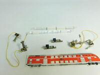 BR171-0,5# 2x Märklin H0/AC 7197 Beleuchtung für Personenwagen geprüft, NEUW