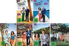 24 DVDs * DEATH IN PARADISE - SEASON / STAFFEL 1 - 6 IM SET # NEU OVP &