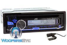 JVC KD-R97MBS CD MP3 MARINE BOAT STEREO BLUETOOTH USB AUX SIRIUS XM READY RADIO