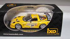 1/43 - Chevrolet Corvette C5 R  #64 - 6ème Le Mans 2004 - 1er GTS  - IXO