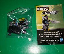 Kre-o Kreon gijoe minifig mini figure collection 5 battle damaged bat