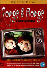 """PODGE & RODGE  """"A Scare At Bedtime"""" - Complete 2nd Series (DVD)  Adult Humour!!"""