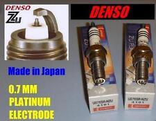 PLATINUM DENSO spark plugs for HONDA CX500 CX 500 INCLUDING TURBO
