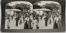 Keystone Stereoview of a Street Scene in Canton, CHINA from the 1920's 400 Set