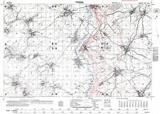 Trench Map Ww1 Somme Area October 1916 1 20 000 Scale Ordnance Survey Repro