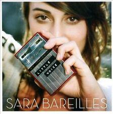 SARA BAREILLES - LITTLE VOICE  - NEW - SEALED CD