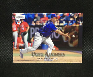 2019 Topps Stadium Club Pete Alonso New York Mets Rookie RC #272