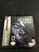 Planet Of The Apes Nintendo Game Boy Advance Gba Brand New Factory Sealed